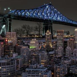 Montreal At Night 2 2