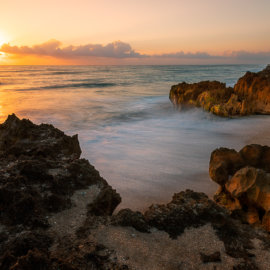East Coast Florida Sunrise