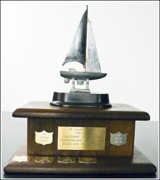 J. W. Clark Monochrome Print Trophy