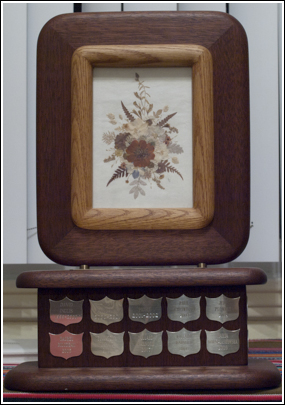 Muriel Cliff Wildflowers Trophy